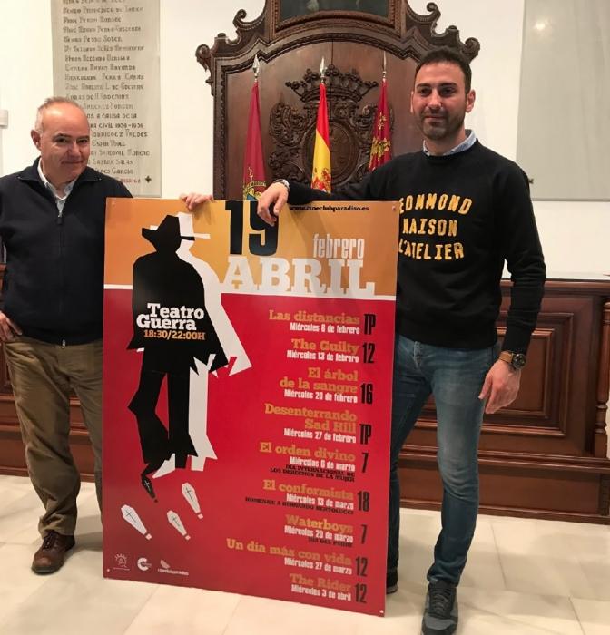 Un homenaje a Bertolucci, lo último de Julio Médem, este trimestre en el Cineclub Paradiso